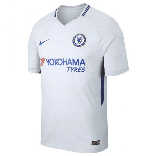 Authentic Jersey (NIKE Breathe Chelsea FC Stadium Jersey [PURE PLATINUM] (XL))
