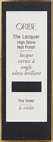 ORIBE The Lacquer High Shine Nail Polish, Violet