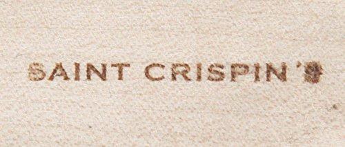 Nya Saint Crispins Blå Läderskor 13,5 D / 12,5 F