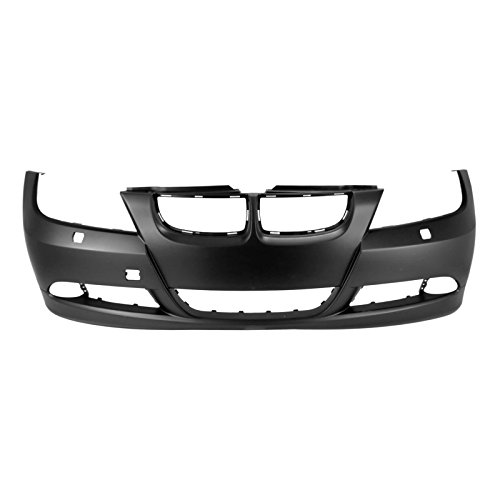 Bmw 330i Front Bumper - MBI AUTO Painted To Match, Front Bumper Cover Fascia for 2006-2008 BMW 325i 328i 330i 335i 3 Series Sedan & Wagon 06-08, BM1000179