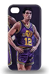 New Style 3D PC Case Cover NBA Utah Jazz Karl Malone #32 Compatible With Iphone 4/4s Protection 3D PC Case ( Custom Picture iPhone 6, iPhone 6 PLUS, iPhone 5, iPhone 5S, iPhone 5C, iPhone 4, iPhone 4S,Galaxy S6,Galaxy S5,Galaxy S4,Galaxy S3,Note 3,iPad Mini-Mini 2,iPad Air )