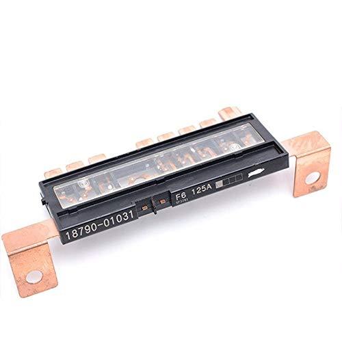 - Star-Trade-Inc - 1879001031 125amp Car Maxi Multi Fuse For Rio 2012 Soul Forte 09-13 I20 I30 2014 1.4l 1.6l Accent Solaris 12+