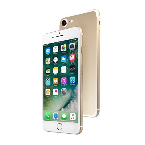 Apple iPhone 7, GSM Unlocked, 32GB - Gold (Renewed)]()