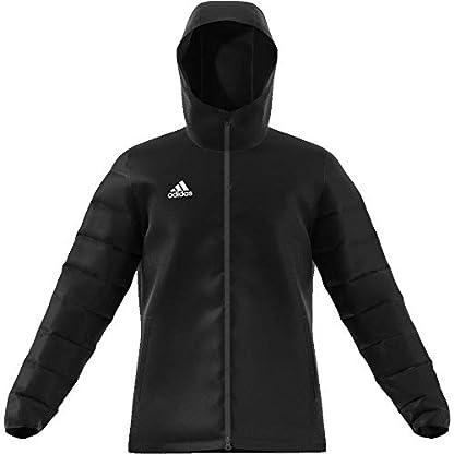 adidas Herren JKT18 WINT JKT Sport Jacket, Black/White, M 4