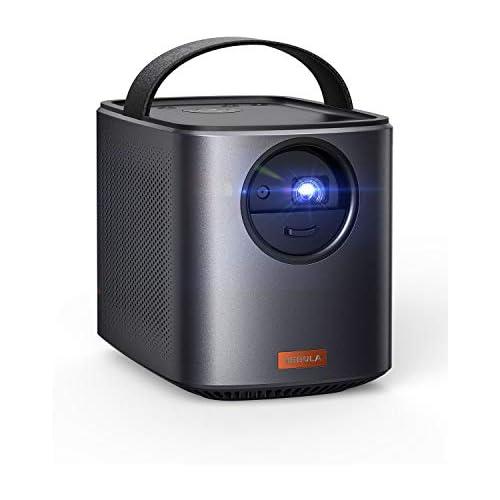 chollos oferta descuentos barato Nebula por Anker Mars II 300 ANSI lm Proyector portátil con 720p 30 150 DLP Picture altavoces de 10W Android 7 1 autofocus de 1 segundo autonomía de 4 horas conectividad amplia y Miracast