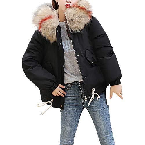 Linlink Liquidación Chaqueta de Mujers encapuchadas Outwear ...