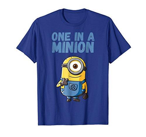 Despicable Me Minions Stuart One In A Minion Graphic T-Shirt -