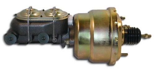 """MBM-BCK5001-Street Rod Universal Booster Conversion Kit With 7"""" Dual Power Kit"""