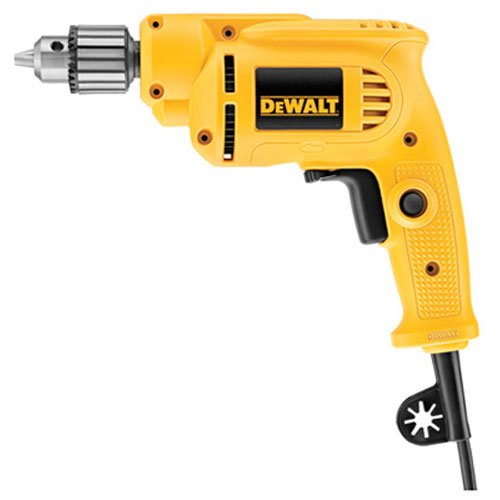 Dewalt DWE1014 3/8-Inch 0-2800 RPM VS Drill with Keyed Chuck Review