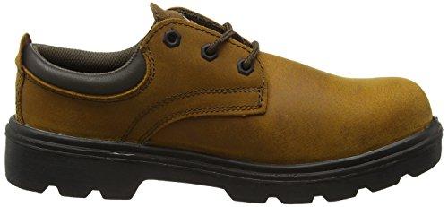 Toesavers - Calzado de protección para hombre marrón - marrón