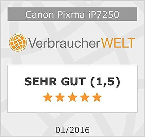 Amazon.com: PIXMA iP7250 – Impresora – color – Duplex – De ...