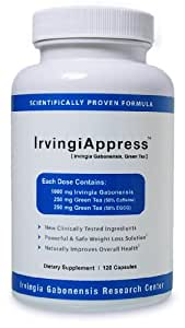 Irvingiappress - Irvingia Gabonensis (African Mango) Lose Weight Suppress Appetite