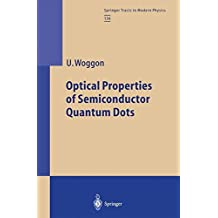 Optical Properties of Semiconductor Quantum Dots