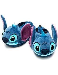 Pantufa Ricsen Juvenil Stitch 3D - 28 a 30