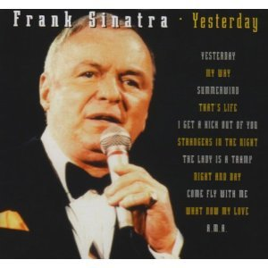 Excellence Singer (CD Album Frank Sinatra, 14 Tracks) (Here Comes That Rainy Day Frank Sinatra)