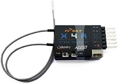 Frsky 3/16CH X Series Dual-way Receiver X4RSB w/Smart Port SBUS