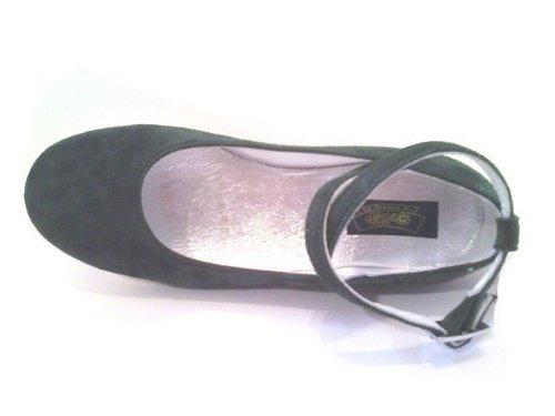 Produzione Scarpe N Bambina Camoscio Vendita 30 Ballerine Artigianale Online Verde nqR6qx4S