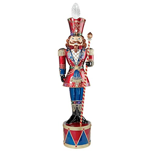 Outdoor Lighted Nutcracker Soldier in US - 6