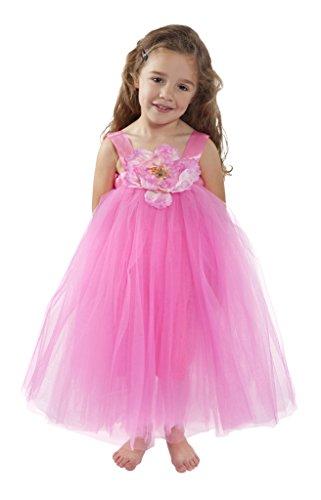 Flower Girl Dress Wedding Dress For Girls Birthday Baby