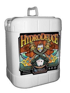 Humboldt Nutrients HNHD420 5-Gallon Humboldt Nutrients Hydro Deuce