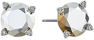 "Vera Bradley ""Sparkling"" Metallic Stud Earrings"