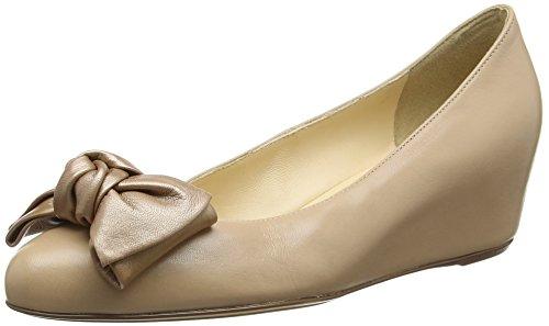 HÖGL 3104240, Zapatos de Cuña Mujer Beige (carne)