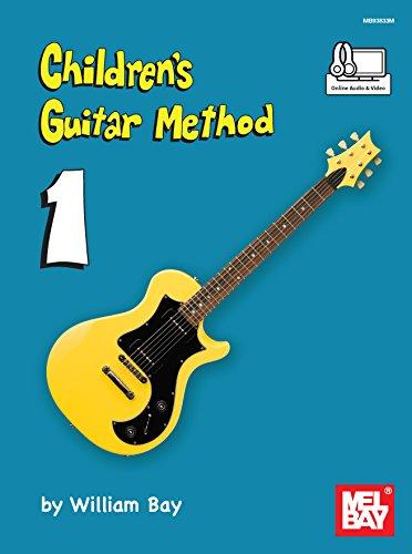 Children's Guitar Method Volume 1