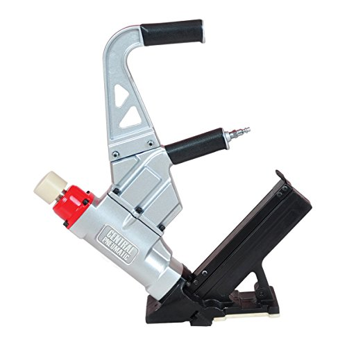 Quality, Convenient 2-in-1 Flooring Air Nailer/Stapler