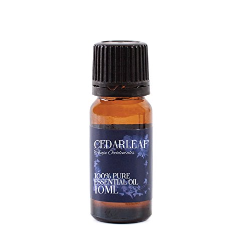 Mystic Moments Cedarleaf Essential Oil 100% Pure 10ml Cedar Leaf Essential Oil