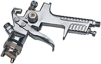 T-LoVendo 8.577 2X Pintura HVLP para compresor Aire Pintar en maletin Pistola Plateado Set de 2 Piezas 0,2 x 0,3 x 0,3 cm