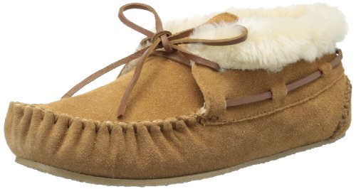 Minnetonka Women's Chrissy Bootie,Cinnamon,9 M US