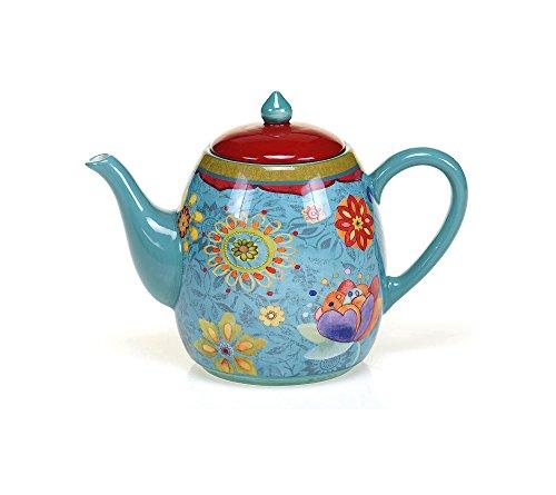 ceramic teapots - 5