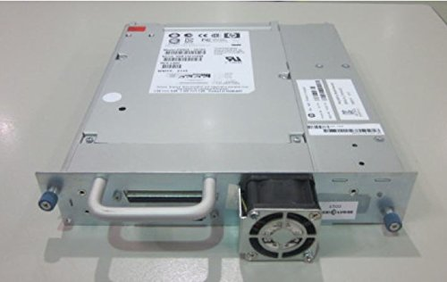 (HP 489809-001 LTO-4 Ultrium 1760 SCSI tape drive assembly - Half height form factor - Includes)