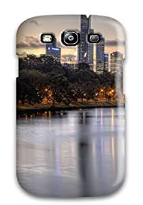 Top Quality Rugged Scenic Photography People Photography Case Cover For Galaxy S3