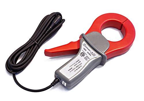 Peaktech P 4145 1000a 1000 A Stromzange Messadapter Sonde Mit Bnc Anschluss Geeignet Für Oszilloskope Oder Netzanalyse Alle Produkte