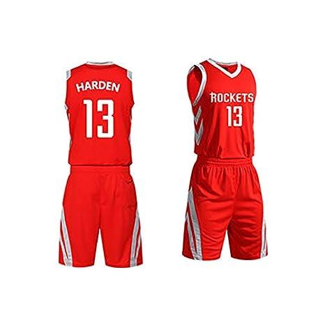 No. 13 James Harden Juego de Baloncesto Houston Rockets, James ...