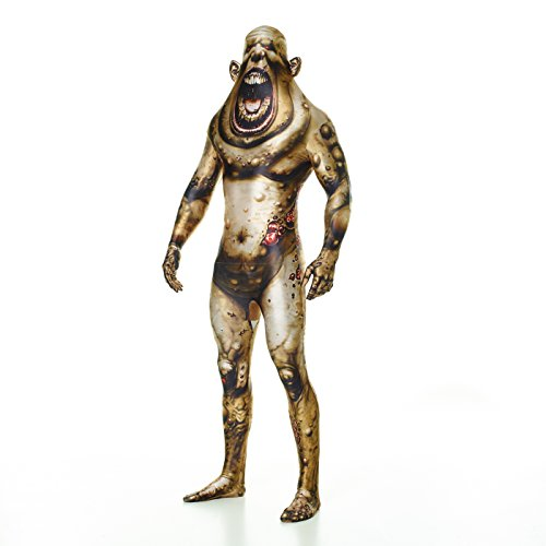 Morphsuits Men's Boil Monster Adult Fun Costume, X-Large ()