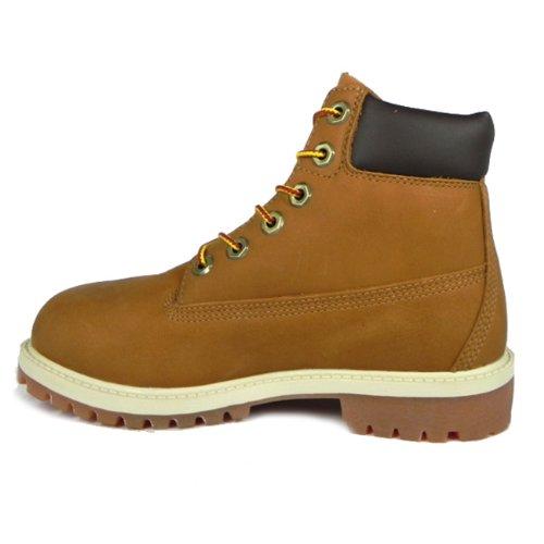 Ralph Lauren - Zapatillas de cuero para mujer Rust X