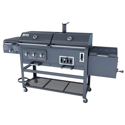 Smoke Hollow 4-in-1 Combo Grill by Smoke Hollow