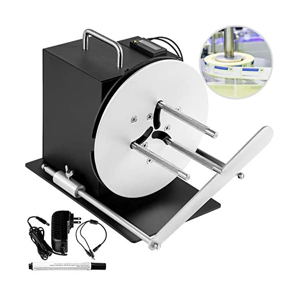 BestEquip Automatic Label Rewinder R7 Machine
