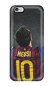 Iphone 6 Plus Cover Case - Eco-friendly Packaging(lionel Messi Pics)