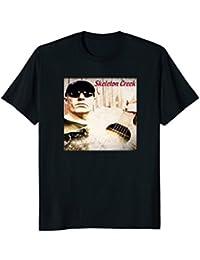 Guitar Skeleton Creek t-shirt