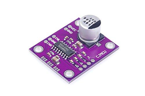 KNACRO PAM8406 3W+3W Audio Amplifier Module Stereo Class D Anti-EMI