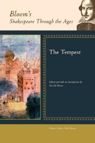 The Tempest (Bloom's Shakespeare Through the Ages)