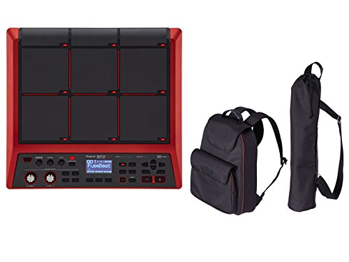 Roland Sampling Pad SPD-SX Special Edition + 純正ソフトケース CB-HPD セット   B076CFX4PR