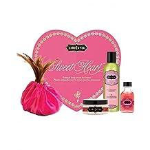 Sweet Heart Massage Kit Strawberry by Kama Sutra