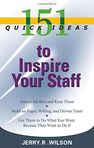 151 Quick Ideas to Inspire Your Staff PDF