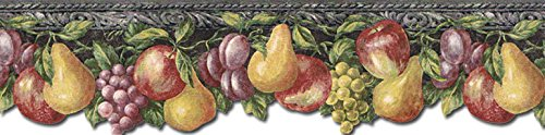Fruits Wallpaper Border TH29018DB
