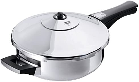 Kuhn Rikon Duromatic Energy Efficient Pressure Cooker – Frying Pan