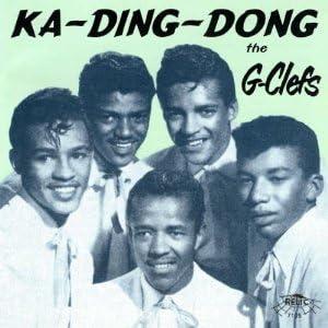 Amazon | Ka-Ding-Dong | G-Clefs | クラシックソウル | 音楽